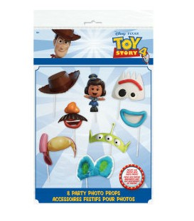 Disney Toy Story 4 Photo Booth Props