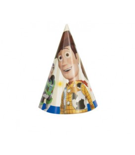 8 Disney Toy Story 4 Party Hats