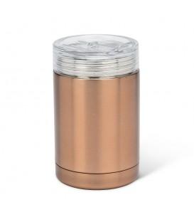 BEVI - 12 oz copper insulated glass