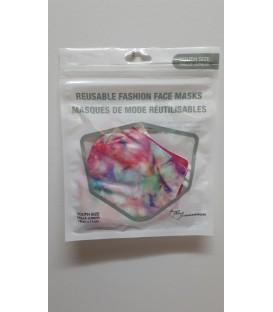 Masque réutilisable pour enfant paquet 2