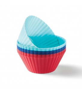 Ricardo Silicone Muffin Cups 12-Pack