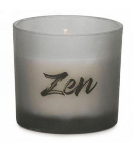 Scented candle in glass 3 x 3 ''