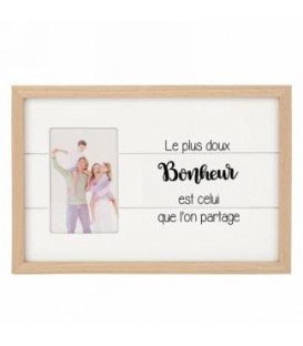 Happiness - 4 x6 '' Photo Frame