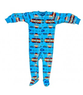 Native turquoise blue pajamas