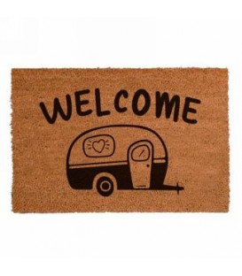 Tapis- Welcome 18 x 30''