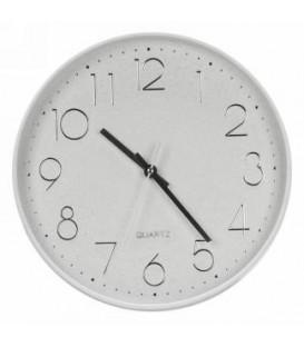Horloge blanche moderne 12''D