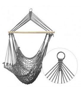 Hanging hammock gray 30 x 24 x 40 ''
