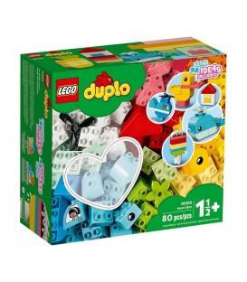 LEGO DUPLO la boite cœur 80 pièces