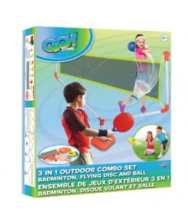 Go! Zone - 3-in-1 Outdoor Combo Set