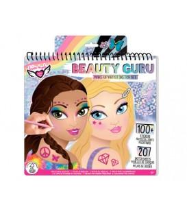 Fashion Angels- Make-up & Hair Design Sketch Portfolio