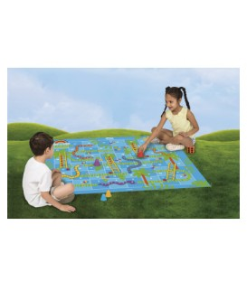 Little Tikes - Giant Snakes and Ladders game