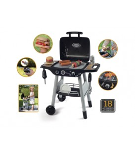 BBQ Plancha with 16 accessories