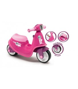 Scooter ride-on Pink