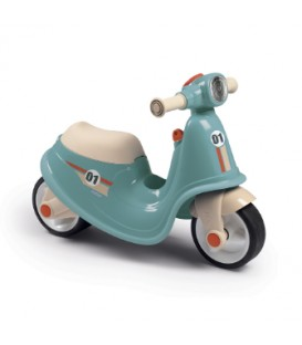 Scooter ride-on Blue
