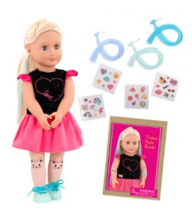 Doll OG Tattoo - Luana
