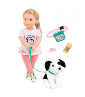 Doll OG Pet Collection - Hazel Dog trainer