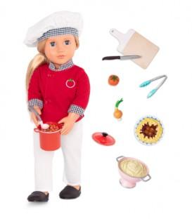 Poupée OG Profession - Chef Chiara