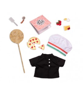 "Doll OG Profession - Chef Chiara 18"""