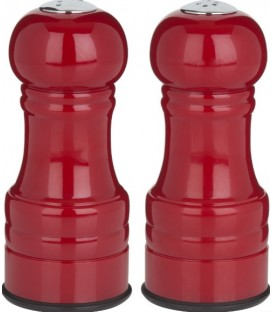 Salt and Pepper Shakers RED