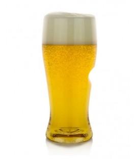 Ensemble de 4 verres à bière en polymère GOVINO