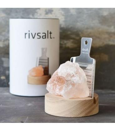 Large Himalayan pink sea salt RIVSALT