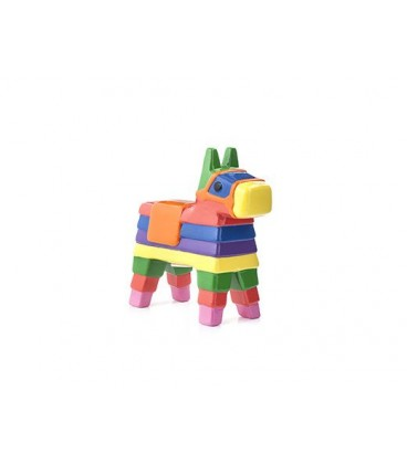Tirelire Pinata Multicolore
