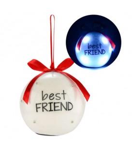 Lightening ball BEST FRIEND