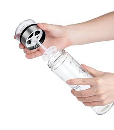 Dressing shaker