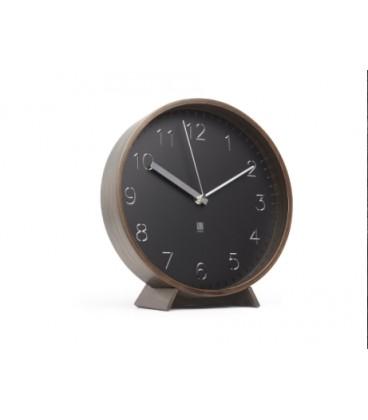Clock walnut RIMWOOD