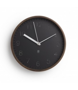 Clock walnut RIMWOOD