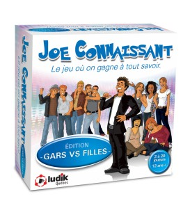 Joe connaissant - Gars vs Filles