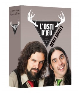 L'Osti d'jeu - Extension Denis Drolet