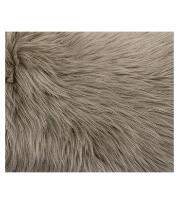 Australian sheep fur cushion
