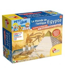 PETIT GÉNIE Le monde de l'antique Égypte