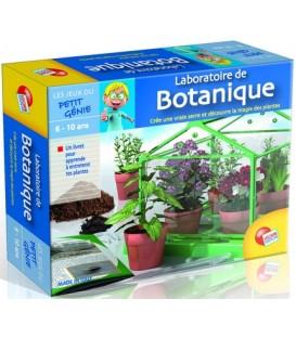 PETIT GÉNIE Laboratoire de botanique