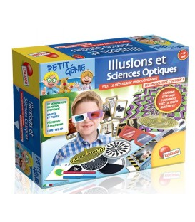 PETIT GÉNIE Illusions et sciences optiques