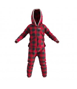 POOK Onesie Child's red
