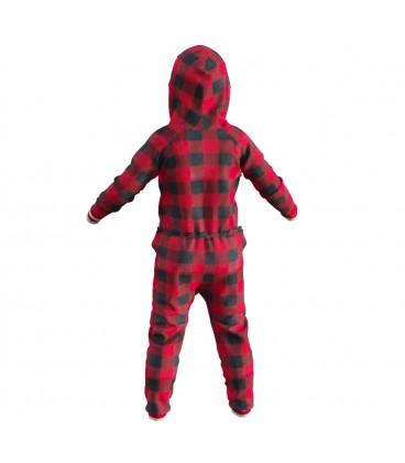 POOK Onesie Child's red