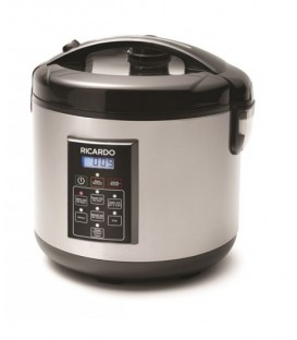 7 function rice cooker RICARDO