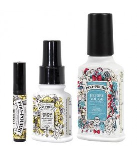 Ensemble cadeau Poo-Pourri HOLIDAY