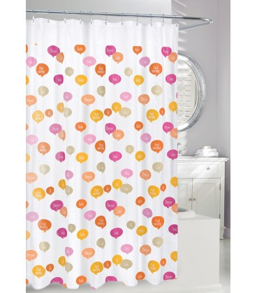 Shower curtain CIAO