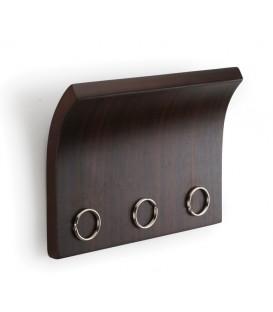 Panneau magnétique pour clés BRUN