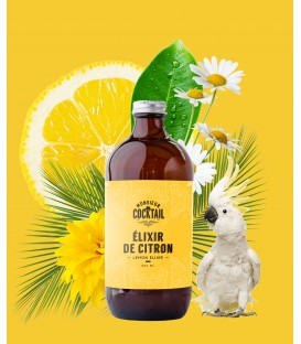Élixir de Citron - Monsieur Cocktail