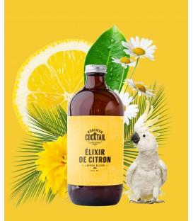 Lemon Elixir - Monsieur Cocktail