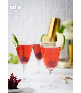 Grenadine à L'Hibiscus - Monsieur Cocktail