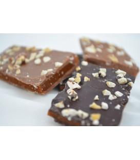 Fraktals au Chocolat noir 70% et au sirop d'érable biologique – 375g