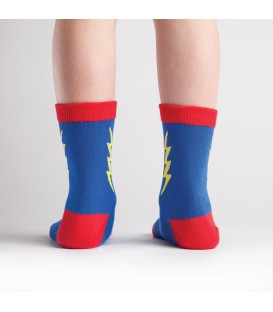 Youth socks Super Hero