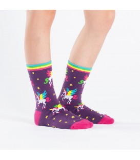 Youth socks Unicorns