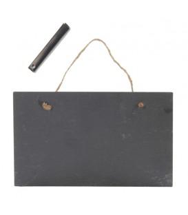 Blackbord plate