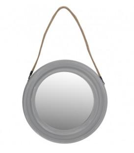 Miroir rond à corde TRESSE
